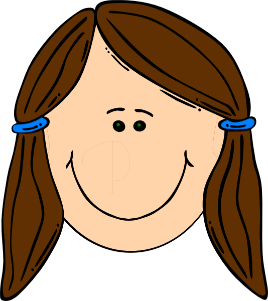 Mad clipart brown hair, Mad brown hair Transparent FREE for.