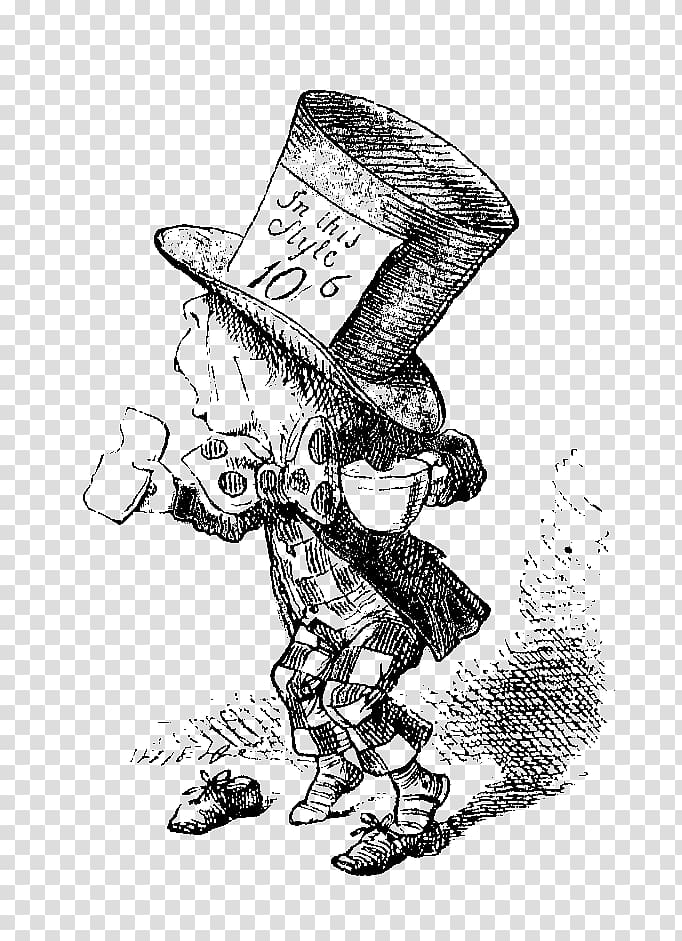 The Mad Hatter Alice\\\'s Adventures in Wonderland Queen of.