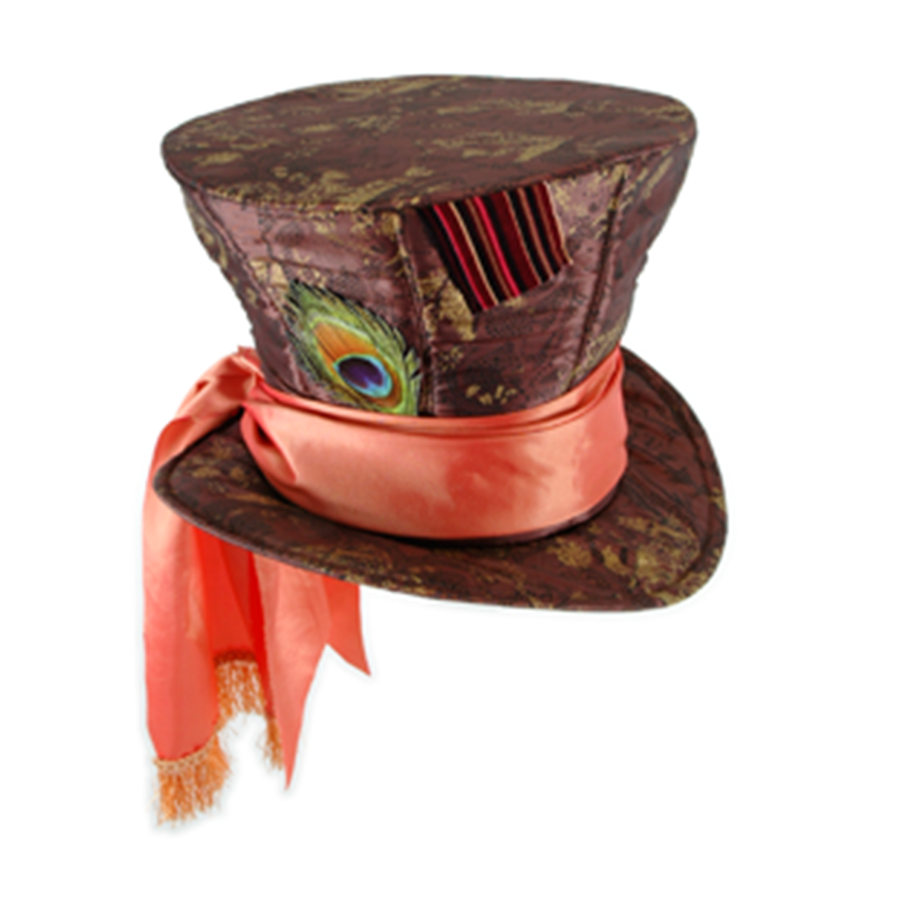Deluxe Mad Hatter Hat.