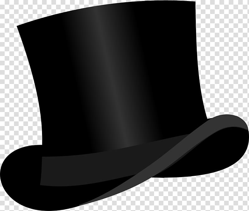Top hat , mad hatter transparent background PNG clipart.