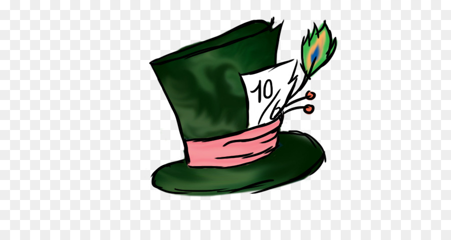 Top Hat Cartoon clipart.