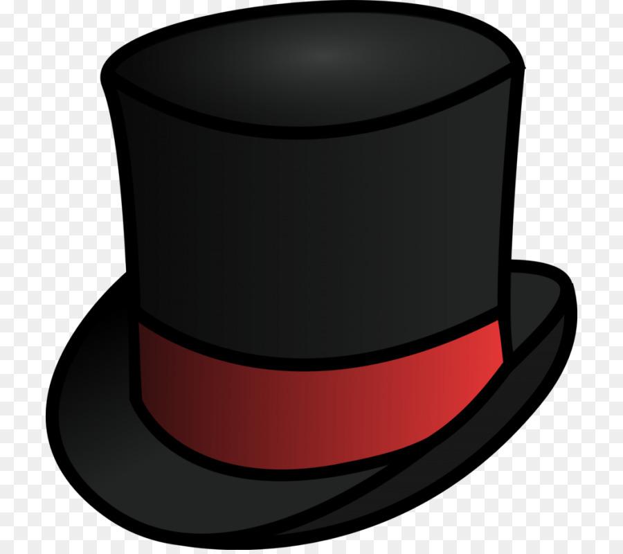 Top Hat Cartoon png download.