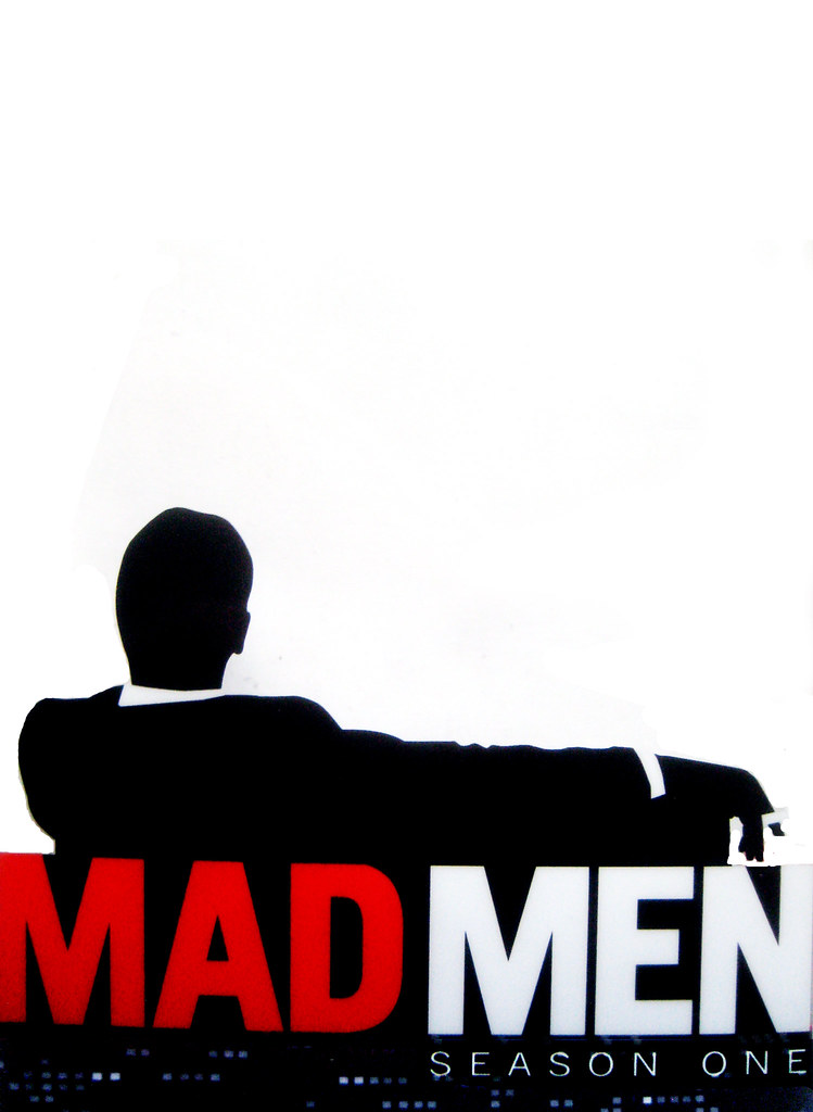 Mad Men Season One Logo 2007 Logo 6796.