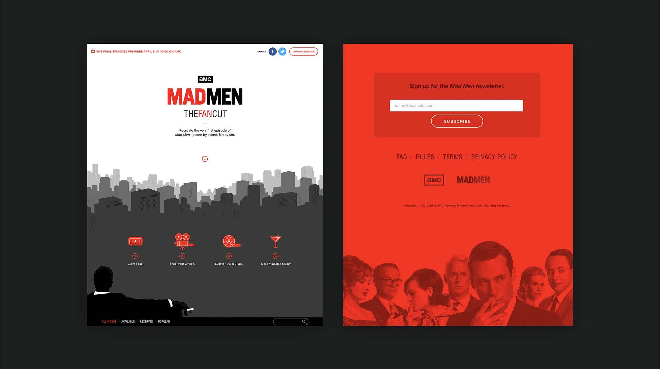Mad Men: The Fan Cut.
