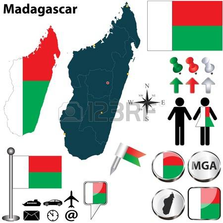 4,546 Madagascar Stock Vector Illustration And Royalty Free.