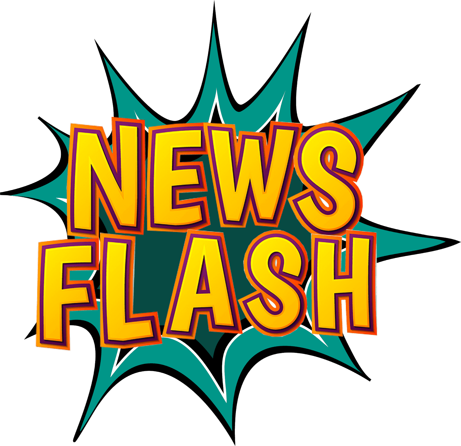 Library of news flash svg freeuse png files ▻▻▻ Clipart.