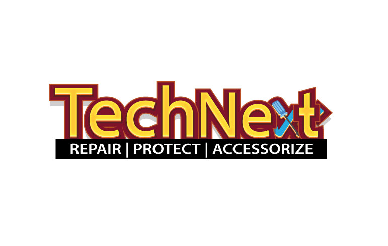 Modern, Playful, Phone Repair Logo Design for Tech Next by.