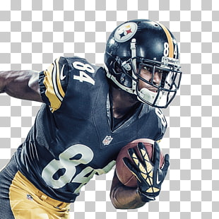 42 madden NFL 18 PNG cliparts for free download.