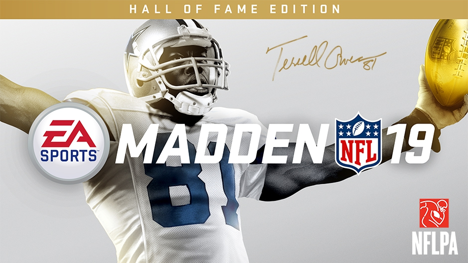 Claim Your Madden 19.