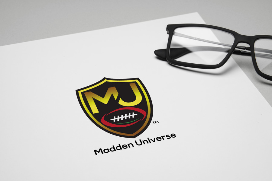Entry #154 by palashfuadhasan for New Logo For Madden.