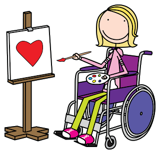Children With Special Needs Clipart Of My Custom Made Clip Art.