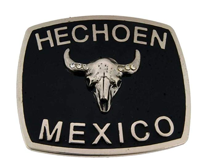 Amazon.com: Hecho En Mexico (Made In Mexico) Eagle Logo.
