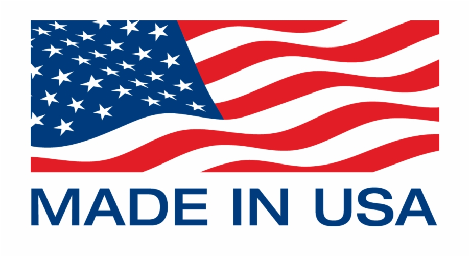 Made In America Png.