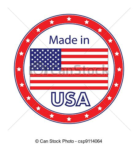 Made usa Illustrations and Clipart. 3,114 Made usa royalty free.