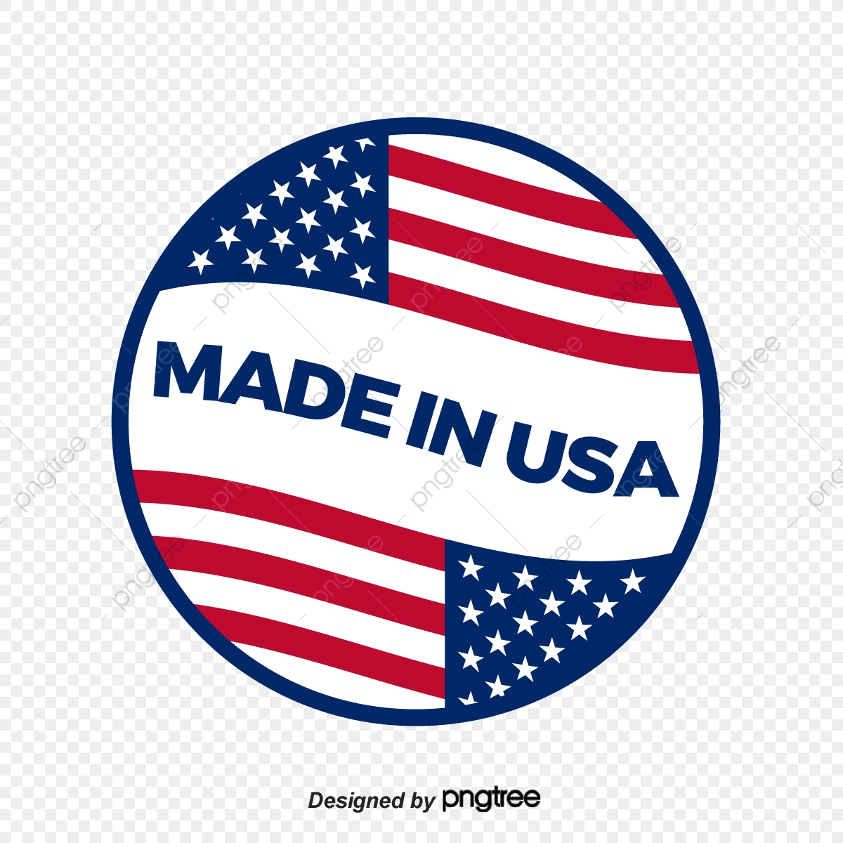 Design Of Made In Usa Trademark Made In Usa With Circular.