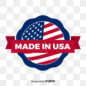 Made In Usa Png, Vector, PSD, and Clipart With Transparent.
