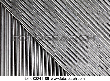 Stock Images of Rods made of aluminium iblhdf03241186.