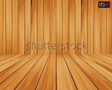 Wooden Floor Clip Art.