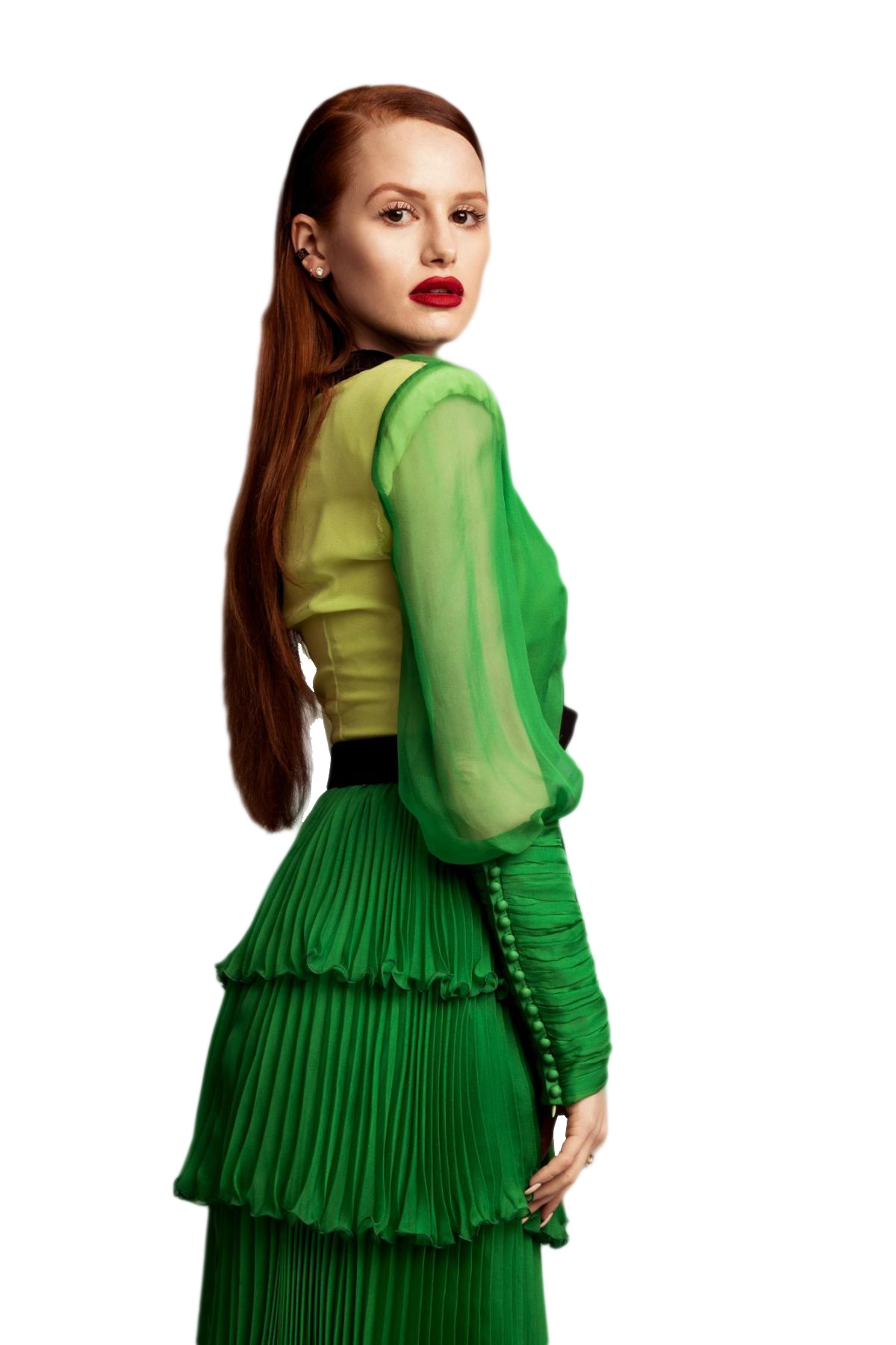 Madelaine Petsch PNG Image.