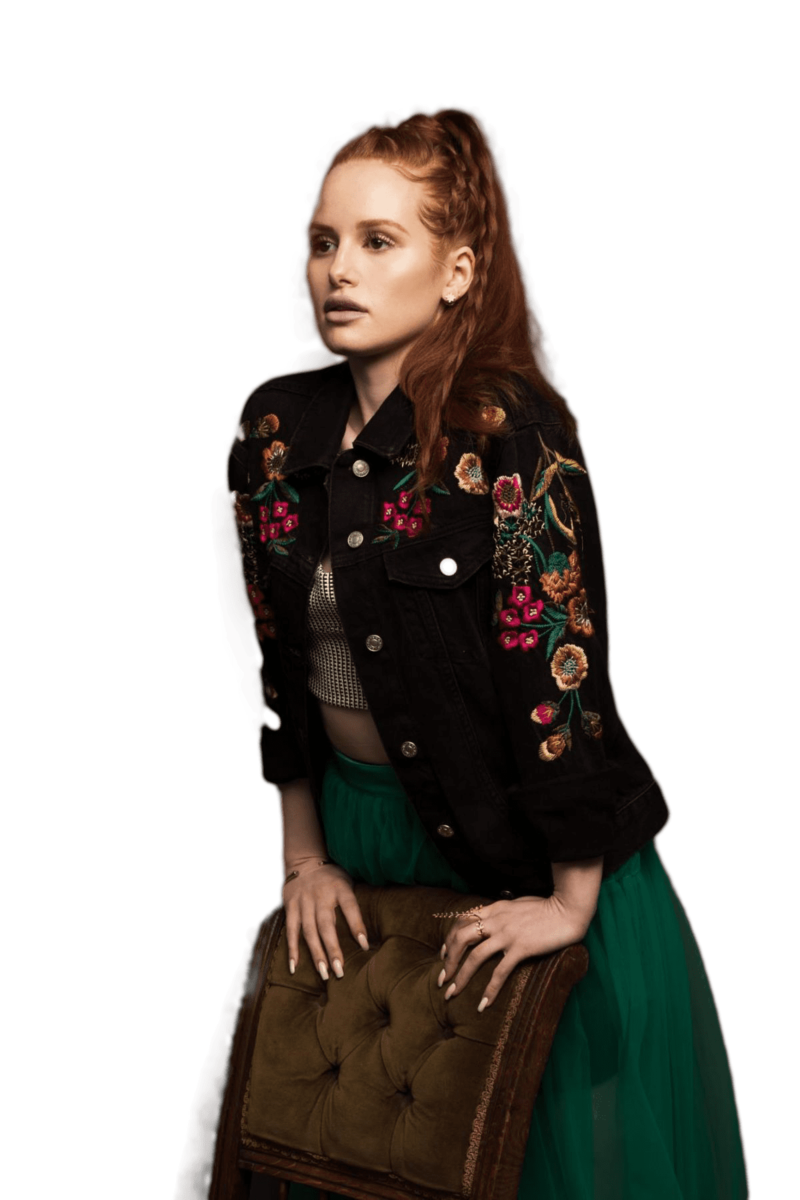 Download Free png madelaine petsch.