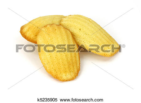 Stock Image of Madeleines k5235905.