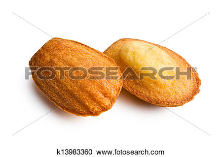 Stock Photography of madeleine cookies k13983360.