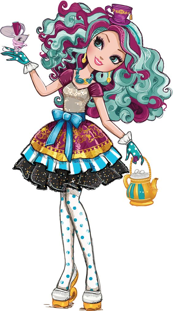 gif ever after high.