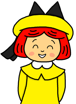 Madeline clipart.