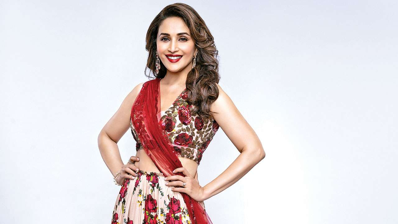 You learn from your successes and failures': Madhuri Dixit.