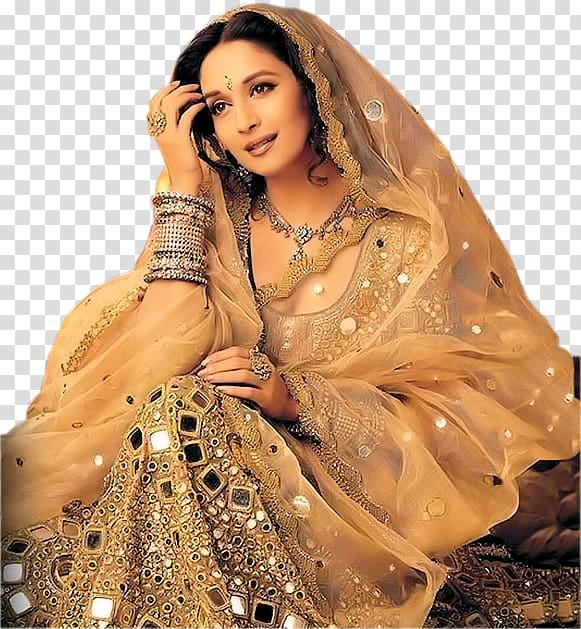 Madhuri Dixit Wedding dress Female Wedding , rabindranath.
