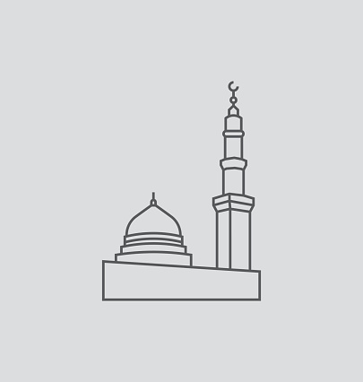 Al Madinah Clip Art, Vector Images & Illustrations.