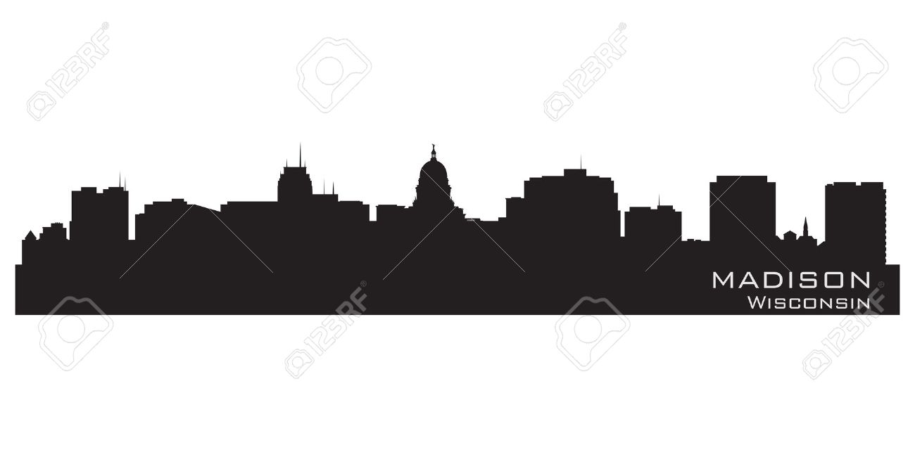 Madison wi clipart.