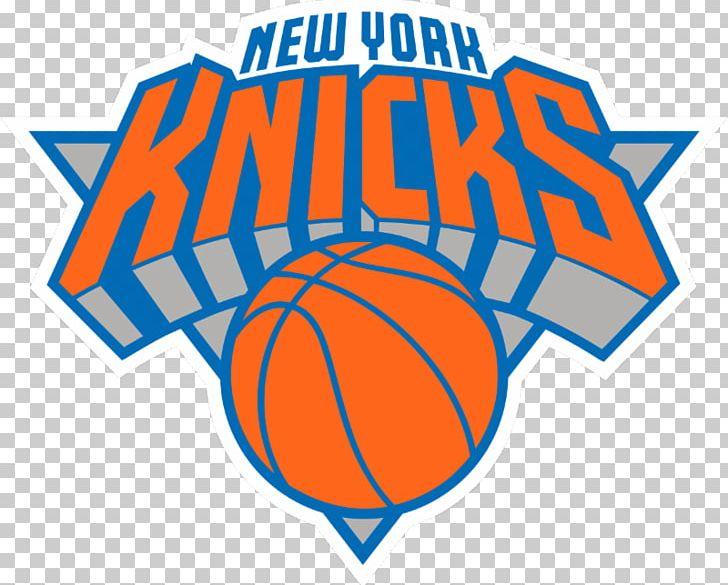 Madison Square Garden New York Knicks NBA Logo Point Guard.