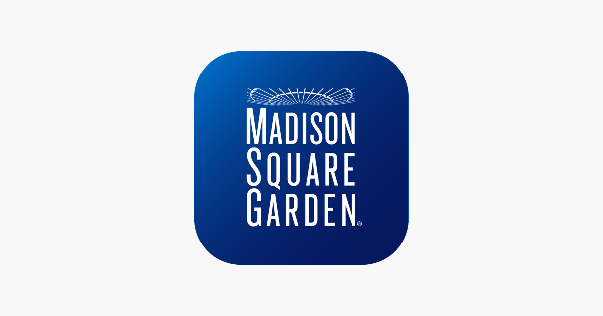 Madison Square Garden Official on the App Store.