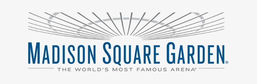 Madison Square Garden Logo.