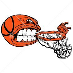 Funny March Madness Clip Art.
