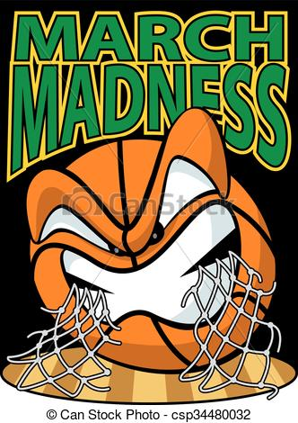 March madness Vector Clipart EPS Images. 124 March madness clip.