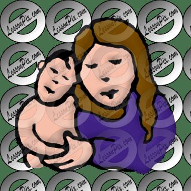 Madre clipart 1 » Clipart Portal.