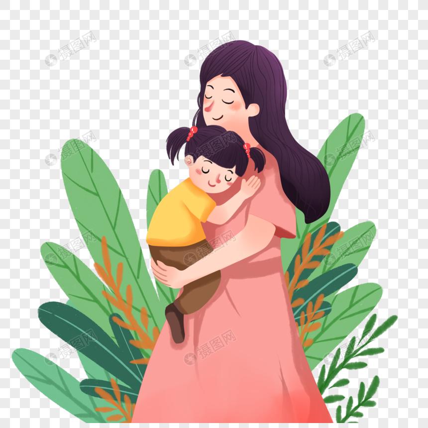 el día de la madre abraza a mamá Imagen Descargar_PRF.