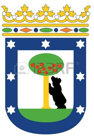 2,443 Madrid Spain Stock Vector Illustration And Royalty Free.