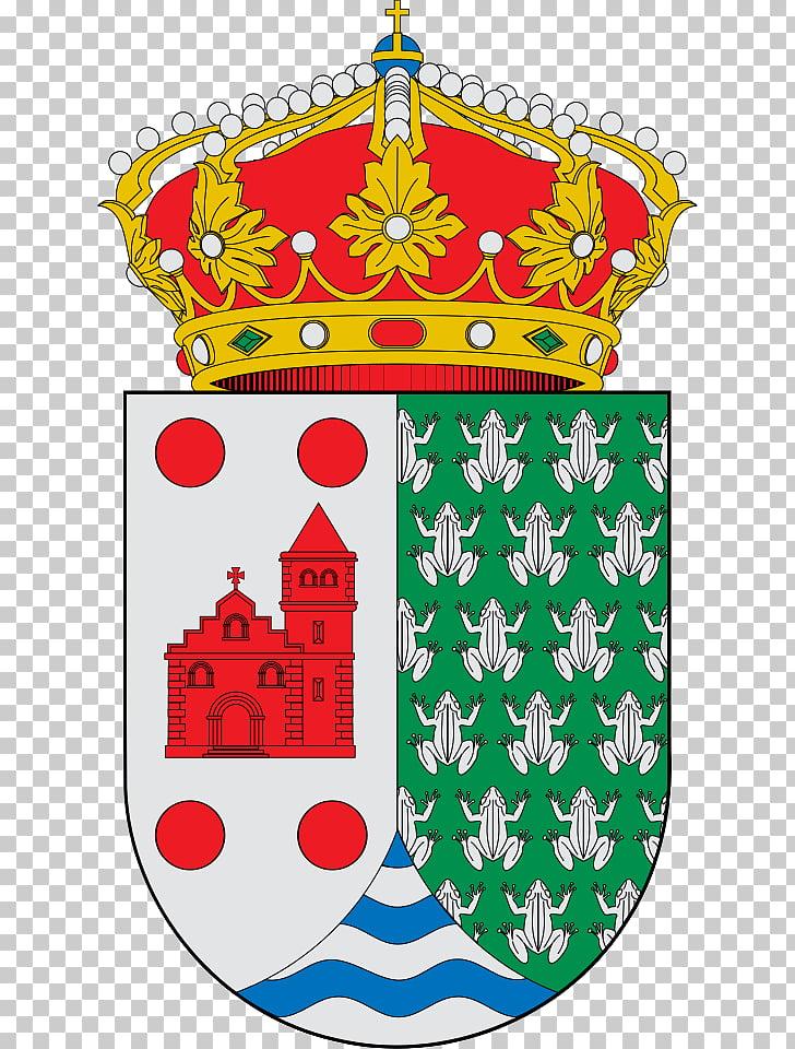 Villanueva de la Sierra Escutcheon Madrigal de la Vera.