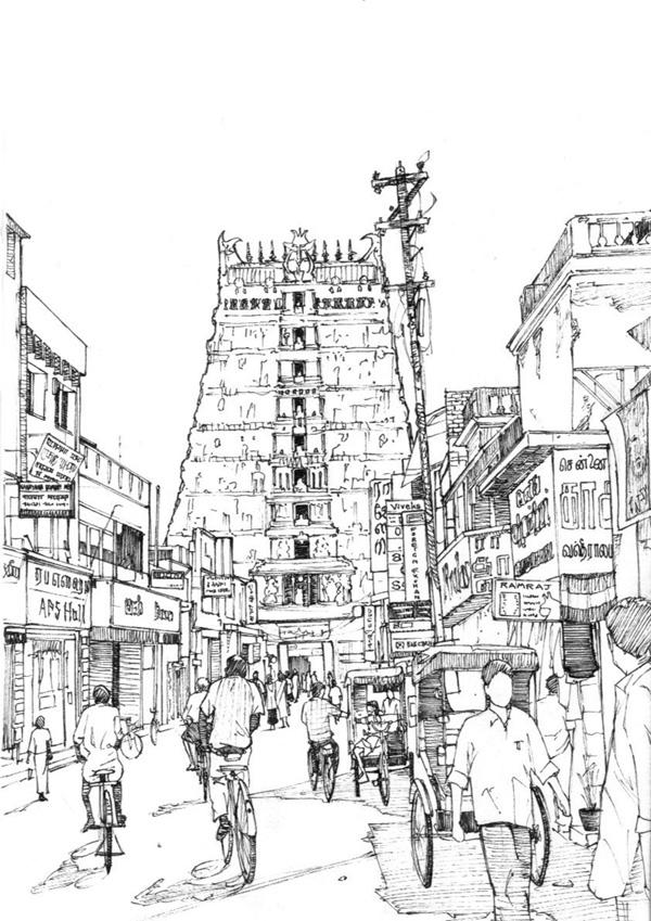 Madurai hd clipart.