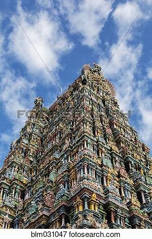 Madurai meenakshi clipart.