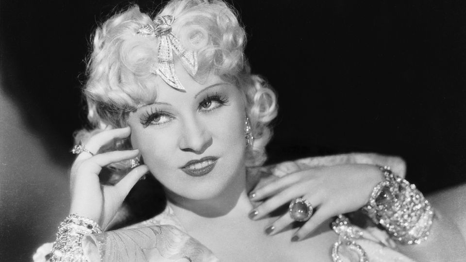 Where to start with film icon Mae West · Gateways To Geekery · The.
