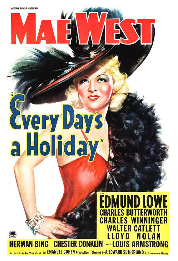 Mae west clipart.