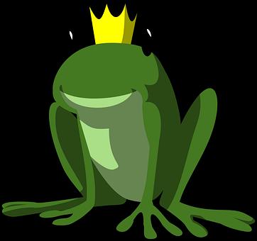 Frog, Prince.