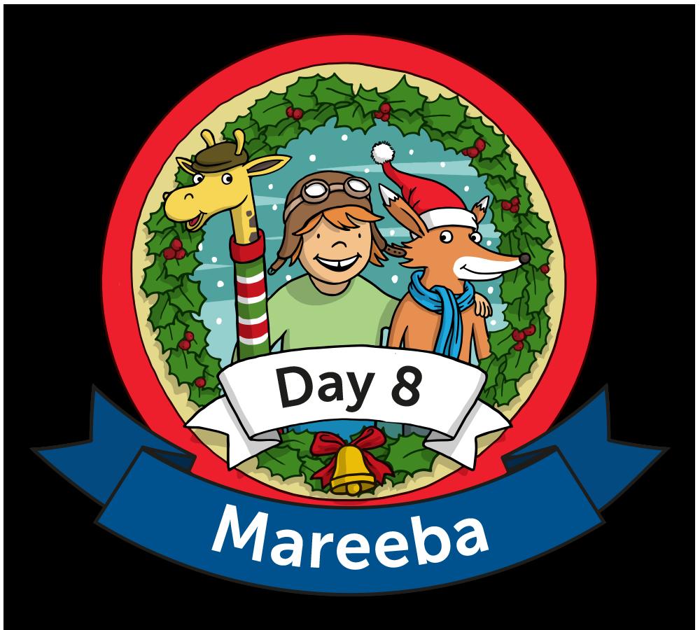 Advent Day 8: Mareeba > MAF Canada.