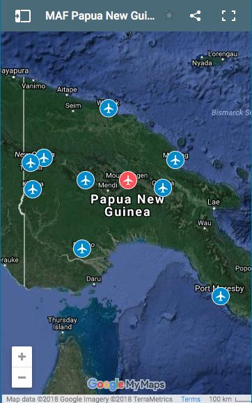 MAF Papua New Guinea.