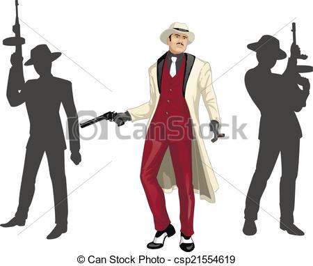 Mafioso Illustrations and Clipart. 424 Mafioso royalty free.
