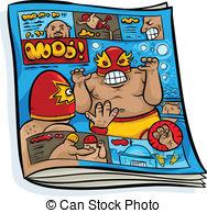 Magazine Illustrations and Clip Art. 77,875 Magazine royalty free.